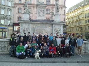 Foursquare Day Brno - 16.04.2013