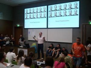 Peter Krutý - Čtení výrazů lidské tváře (Barcamp Brno)