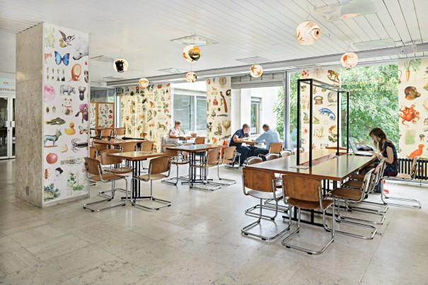 Cafe atlas