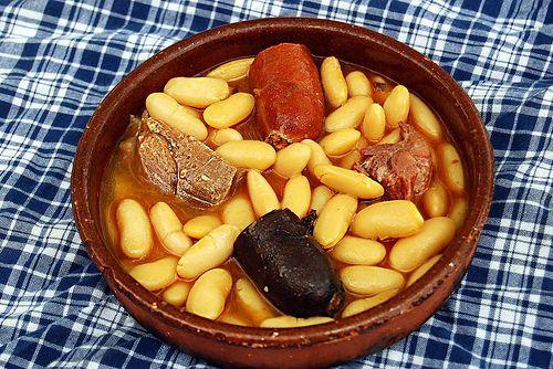 Fabado asturiano, chci tě ve svém bříšku :)