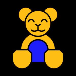 Medvídek - ikonka dětské sekce
