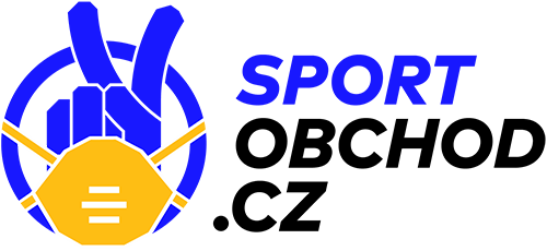 Logo SportObchod.cz s rouškou